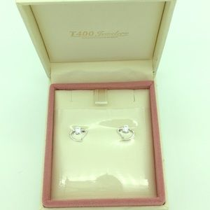Sterling Silver 925 CZ Stone earrings
